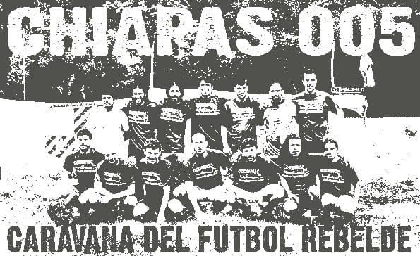 Mundial del Futbol Rebelde 2005