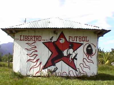A la libertad por el Futbol – Storia di un simbolo