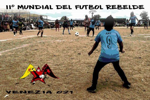 Carta de invitación al II° Mundial del Fútbol Rebelde a la Delegación Zapatista